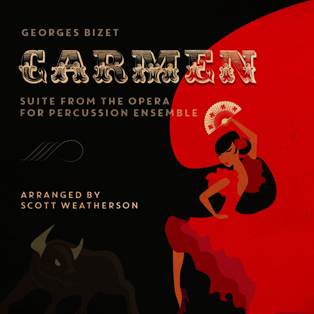 Carmen - Suite from the Opera   Edition Svitzer