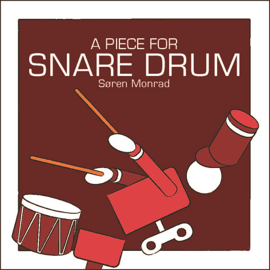 A piece for snare drum